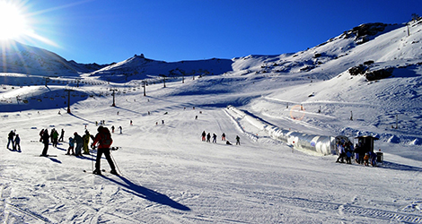 Sierra Nevada febrero