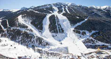 ICADE   Pas de la Casa, Andorra
